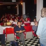 LA SCUOLA DI CINEMA SENTIERI SELVAGGI giorno x giorno: 23/9/2005 –  Le presentazioni al pubblico dei corsi 2005/2006