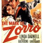 """FILM IN TV: """"Il segno di Zorro"""" di Rouben Mamoulian"""