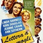 "DVD – ""Lettera a tre mogli"", di Joseph L. Mankiewicz"