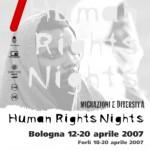 LA FOTO DEL GIORNO – Il Festival dei diritti umani