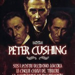 DVD – Cofanetto I Giganti del Brivido. Peter Cushing