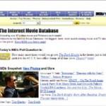 24/9/2008 – La nuova frontiera di IMDb