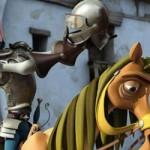 """""""Donkey Xote"""", di José Pozo"""
