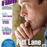 "Brad Pitt in copertina su ""Film Tv"""