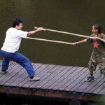 Dai la cera, togli la cera: Kung Fu Kid, prime immagini dal set