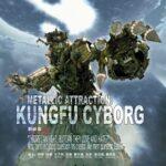 """Kung Fu Cyborg: Metallic Attraction"": il trailer"