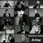 Il NY Times presenta Fourteen Actors Acting: 14 silent movies di un minuto