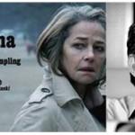 Charlotte Rampling & Gabriel Byrne in noir
