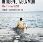 Semaine de la critique: oltre 100 film gratis in streaming su MUBI