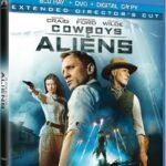 "Blu-ray – ""Cowboys & Aliens – Extended director's cut"", di Jon Favreau"