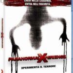 """Blu-ray – """"Paranormal Xperience"""" di Sergi Vizcaino"""