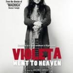 Il film su Violeta Parra al 49 Festival di Pesaro