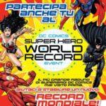 DC Comics Superhero anche a Roma
