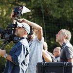 Basta poco (per essere felici) incontro con i registi, Dino Zoff, Daniela e Marco Messeri