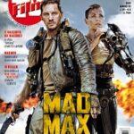 Mad Max in copertina su Film Tv