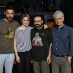 Iniziate le riprese del nuovo film di Massimiliano Bruno