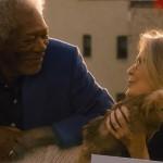 Morgan Freeman e Diane Keaton per la prima volta insieme in Ruth & Alex