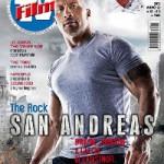 The Rock in copertina su Film Tv