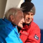 #Cannes68 – Luc Jacquet e Claude Lorius tra il Ghiaccio e il Cielo
