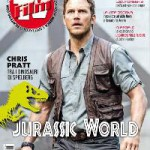 Jurassic World in copertina su Film Tv