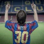 Messi. Storia di un campione, di Álex de la Iglesia