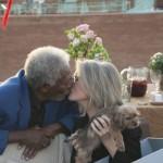 Ruth & Alex, parlano Morgan Freeman e Diane Keaton