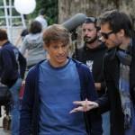 Arlecchino in prime time. Giorgio Pasotti e Matteo Bini a Roma