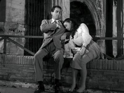 Vacanze romane, Wyler 1953