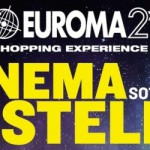 Cinema sotto le stelle all'Euroma 2