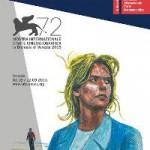 Il manifesto del 72° Festival di Venezia