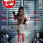 Poltergeist in copertina su Film Tv