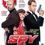 Spy in copertina su Film Tv