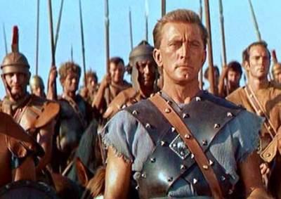 Spartacus, Kubrick
