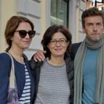 Un posto bellissimo per Giorgia Cecere, Isabella Ragonese e Alessio Boni
