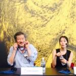 "#Locarno68 – Hong Sang-soo: ""Nel film c'è una parte di me"""