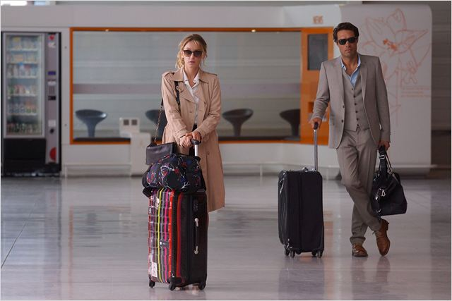 ludivine sagnier e nicolas bedos in love is in the air