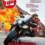 Tom Cruise in copertina su Film Tv