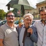 Bolgia Totale per Matteo Scifoni, Domenico Diele e Giorgio Colangeli