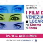 Venezia e Locarno a Roma