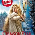 Mia Wasikowska in Crimson Peak su Film Tv