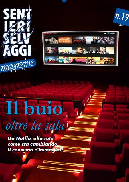 Cover SentieriselvaggiMagazine 19