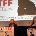 #TFF33 – Al via con Emanuela Martini, Davide Oberto e Massimo Causo
