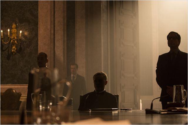 christoph waltz in spectre 007