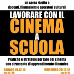 """Il workshop """"Cinema a Scuola"""" al Lecce Film Fest"""