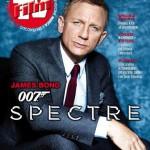 Lo 007 Daniel Craig in copertina su Film Tv