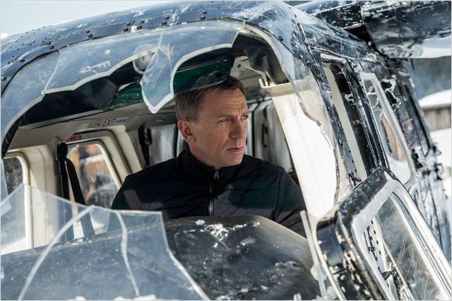 daniel craig in spectre 007