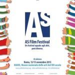 Terza edizione AS Film Festival