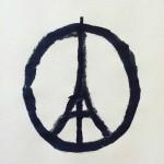 Peace for Paris (Parigi ci appartiene)