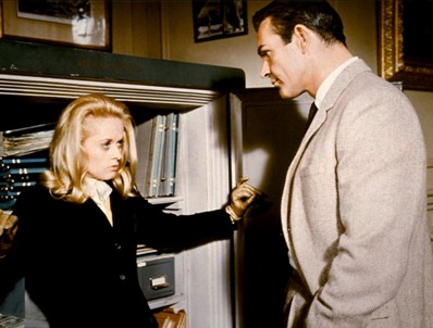 tippi hedren e sean connery in marnie