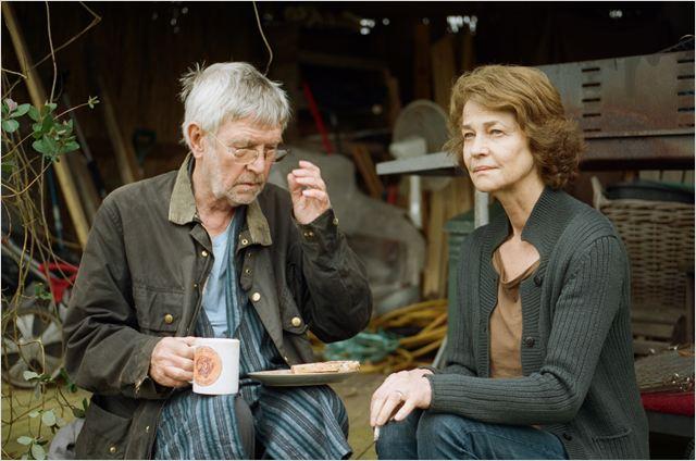 tom courtenay e charlotte rampling in 45 anni